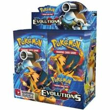 POKEMON TCG XY Evolutions Booster Box (Complete Box - 36 Booster pack)