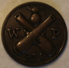 Rock Island Arsenal 1882  Work Pass No 3916 Medal