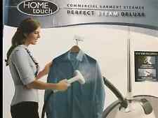 Home Touch Commercial Garment Steamer Perfect Steam Deluxe! PS-250B