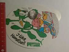Aufkleber/Sticker: i like Handball Puma (11111699)
