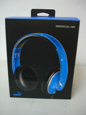 PUMA PMAD6010-BLU Vortice Over-Ear Headphone And Mic SEALED RETAIL