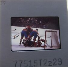 GUMP WORSLEY CAROL VADNAIS Montreal Canadiens New York Rangers ORIGINAL SLIDE 19
