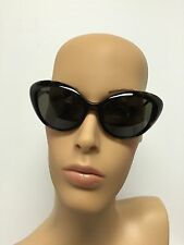 Christian Dior Panther2 Cat Eye Sunglasses Shades Women's Havana Authentic