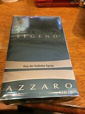 CHROME LEGEND by Azzaro Cologne for Men 4.2 oz  NEW IN SEALED BOX