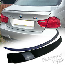 Painted BMW E90 3er A Type Roof Spoiler & M3 Type Trunk Spoiler Wing 06-11
