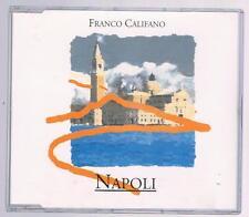 FRANCO CALIFANO NAPOLI CD SINGOLO cds COME NUOVO!!!