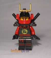 Lego Nya Samurai from set 70750 Ninja DB X Ninjago Minifigure BRAND NEW njo132