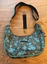 """Petunia Pickle Bottom """"Baby Chic"""" Deluxe Large Hobo Diaper Bag Two Straps!"""