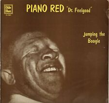 """PIANO RED (DR. FEELGOOD) """"JUMPING THE BOOGIE"""" ROCKIN' R&B LP OLDIE BLUES 2821"""
