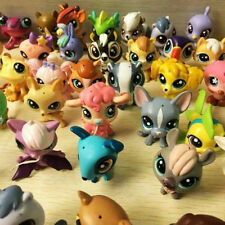20pcs Fun Cute Littlest Pet Shop Animals Figures Doll Kids Baby Boy Girl Toy Set