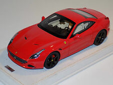 1/18 MR Ferrari California T Rosso Scuderia black wheels lmtd 49 pcs alcantara