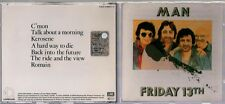 CD MAN FRIDAY 13TH 1983 LINE RECORDS