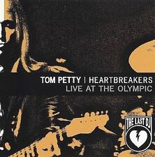 Live at the Olympic: The Last DJ and More [Bonus CD] by Tom Petty (CD,...
