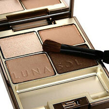 Lunasol Eye shadow Skin Modeling Eyes 01 Beige Beige Kanebo eyeshadow