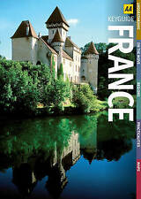 France (AA Key Guides Series) AA Publishing Very Good Book