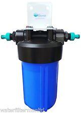 Filtre D'eau Avec Tuyau Connecteur A Haute Capacité De WALTER FILTER MAN