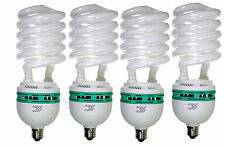 85W(300W) CFL Video Light Bulbs 5600K - pack of 4