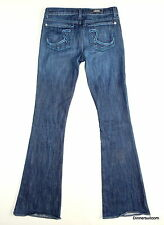womens size 27 Rock & Republic 'ROTH' Flare Jeans / Stretch Cut 002921 *SUPERB*