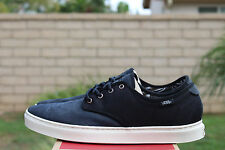 VANS OTW LUDLOW SZ 10.5 TIGER CLASH BLACK ANTIQUE OFF THE WALL VN 0ZUTGM5