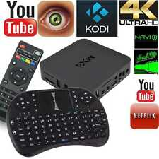 KODI (XBMC) Fully Loaded MXQ Quad Core Android 4.4 TV BOX Free Sports Movies UK