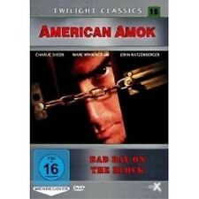 AMERICAN AMOK - BAD DAY ON THE BLOCK DVD THRILLER NEU