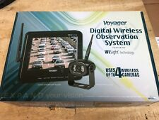 VOYAGER WIRELESS DIGITAL OBSERVATION SYSTEM BACK UP COLOR CAMERA W/SOUND WVOS541