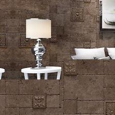 Roman Style Brick 104 10M*53CM Retro Antique tiles Wallpaper Tiles Papier Mural