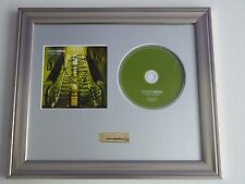 SIGNED/AUTOGRAPHED TONIGHT ALIVE - THE OTHER SIDE CD FRAMED PRESENTATION.RARE