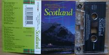 Merry Christmas & Happy New Year from Scotland Music Cassette Crimson Label