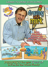 Drawing With Mark - Something Fishy/A Day At The Aquarium (DVD)
