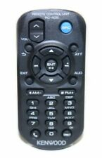 Kenwood KDC-BT92SD KDCBT92SD RC-405 Remote controlbrand new Genuine  Remote