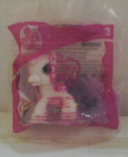IN PACK McDONALD'S HAPPY MEAL 2009 MY LITTLE PONY #3 SWEETIE BELLE CAKE TOPPER