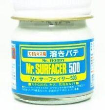 Mr. Hobby Mr. Surfacer 500 Bottle 40ml SF285 Model Kit