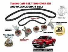 FOR MITSUBISHI L200 TROJAN 2.5DT DID 2006--  TIMING CAM BELT + BALANCE SHAFT KIT