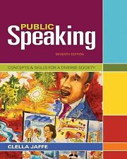 Public Speaking: Concepts and Skills for a Diverse Society Rent A Book & Buyback