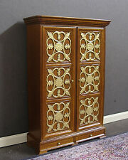 1:6  Scale  SIDE  CABINET  ~   Dollhouse Miniature ~  Furniture ~ Gold Detailed