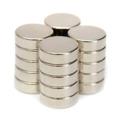 20x Strong Rare Earth Diameter 15mm x 4mm Thick Neodymium Round Disc Magnets