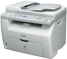 Epson Aculaser CX17NF Printer - Grade A+ (Toner NOT Included) A4 All-In-One