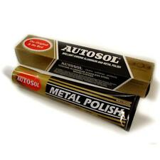 Autosol 0400 75ml Metal Polish, Aluminium, Chrome, Wheels, Bumpers