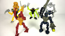 BIONICLE Lot of 5 For McDonalds (2) 2006 (3) 2008