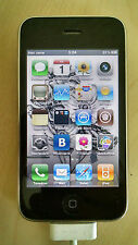 Original Apple iPhone 3G - 16GB - Black (Unlocked) Smartphone