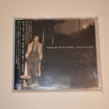(ROLLING STONES) Charlie WATTS - Long ago & far away - 1996 CD JAPAN FIRST PRESS