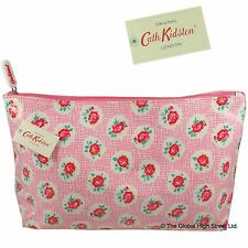 Cath Kidston Wash Bag Latice Rose (pink) *100% authentic* *BNWT*