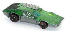 Redline Hotwheels Light Green 1972 Side Kick oc12108