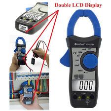 Pinza Amperimetrica Amperimetro Polimetro DC AC Auto Temperatura / Diodo Test