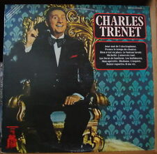 "CHARLES TRENET ""JOUE MOI DE L'ELECTROPHONE"" FRENCH LP MR PICKWICK 1974"