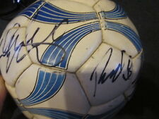 Puma Sheffield Wednesday 1997-1999 Squad Signed Football Ball with COA /bi