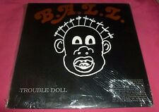 B.A.L.L. 33RPM LP TROUBLE DOLL ROCK INDIE PSYCH NOISE KRAMER SHIMMY-DISC BALL