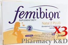 Femibion Natal 2 plus (30tabl +30kaps)* 3