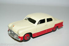 DINKY TOYS 170 FORD FORDOR TWOTONE RED / CREAM NEAR MINT RARE SELTEN RARO!